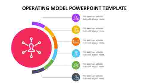 Simple%20Operating%20model%20powerpoint%20template%20