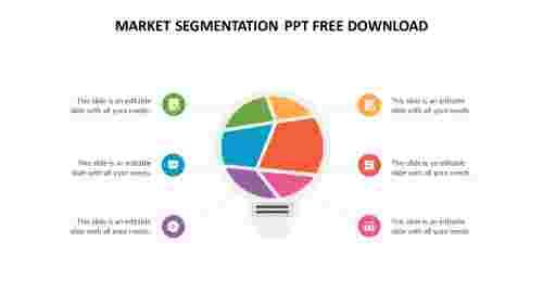 market%20segmentation%20ppt%20free%20download%20bulb%20model