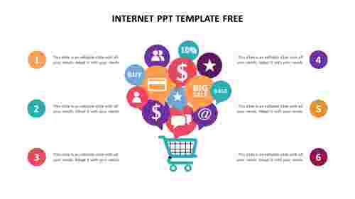 internet%20ppt%20template%20free%20shopping%20design