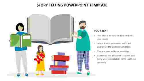 Story%20telling%20PowerPoint%20template%20design