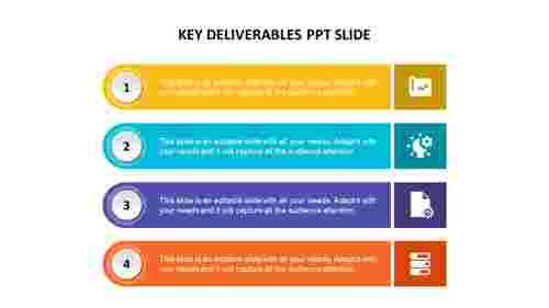 Key%20deliverables%20PPT%20slide%20model