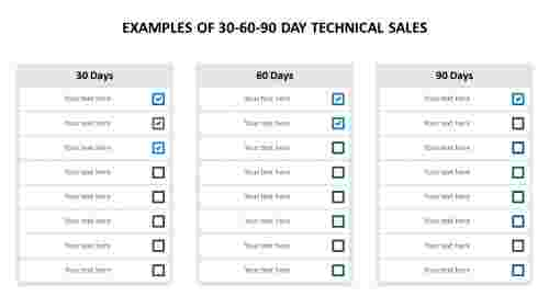 Use%20examples%20of%2030-60-90%20day%20technical%20sales