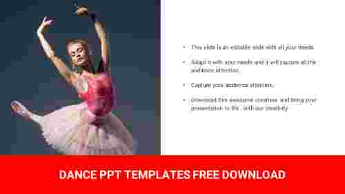 Awesome%20Dance%20PPT%20Templates%20Free%20Download