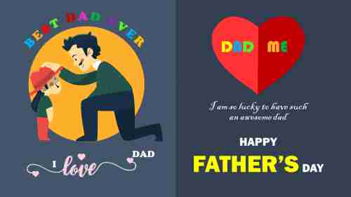 Modern%20card%20for%20fathers%20day%20presentation%20PowerPoint%20design