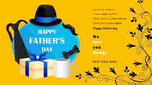 fathers%20day%20PowerPoint%20template%20download%20slide