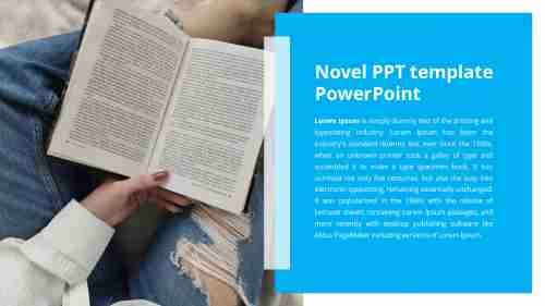 Model%20Novel%20PPT%20template%20PowerPoint%20