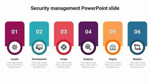Simple%20Security%20management%20PowerPoint%20slide