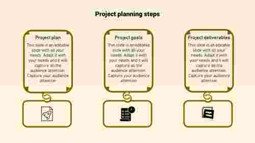 project planning PPT