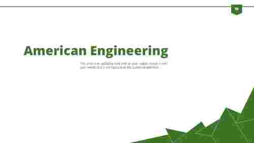 engineering ppt presentation template