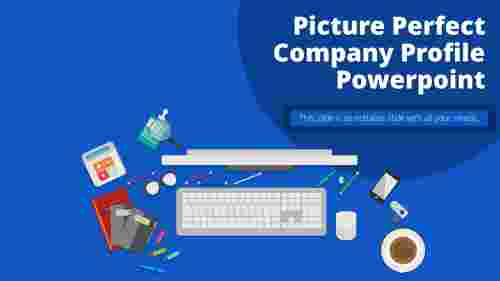 company profile template powerpoint
