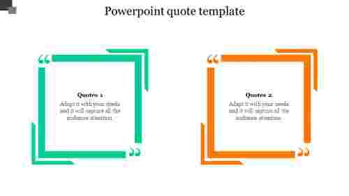 PowerPointquotetemplateframemodel