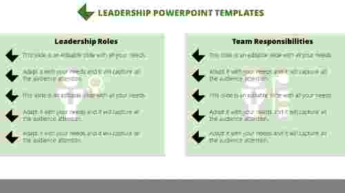 Leadership Powerpoint Templates Quotes Slideegg