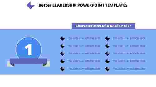 LeadershipPowerPointtemplatepluspoints