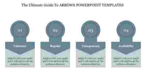 EditableArrowsPowerpointTemplates