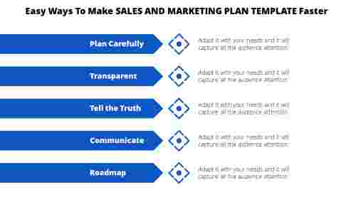 Arrows%20Model%20Sales%20And%20Marketing%20Plan%20Template