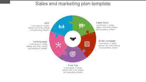 Best Sales And Marketing Plan Template