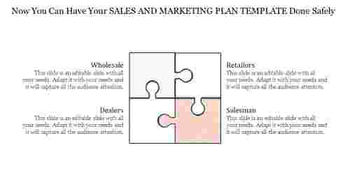 sales and marketing plan template Download