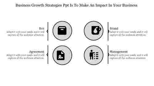 business growth strategies ppt