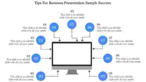 business presentation sample-Tips For Business Presentation Sample Success