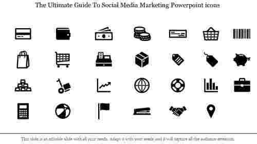 social media marketing powerpoint-The Ultimate Guide To Social Media Marketing Powerpoint