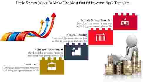 Creative investor deck template