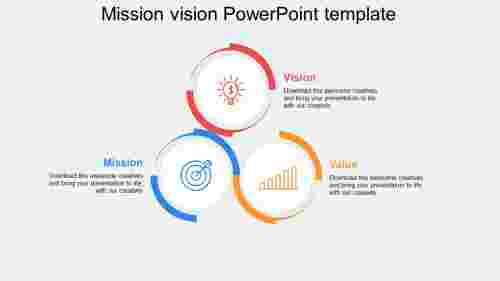 mission vision powerpoint template design