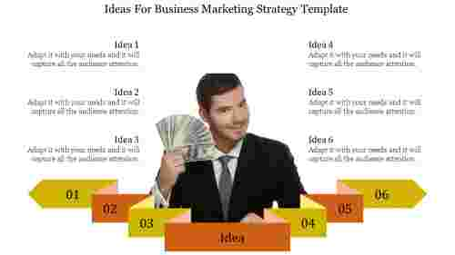Pricing business marketing strategy template