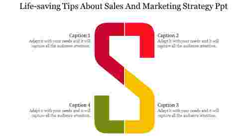 sales and marketing strategy PPT