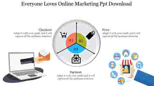 online marketing ppt download-Everyone Loves Online Marketing Ppt Download