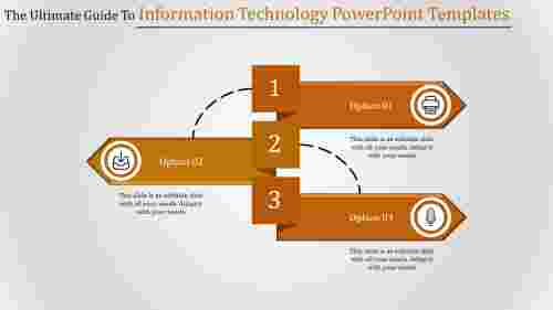 information technology powerpoint templates-The Ultimate Guide To Information Technology Powerpoint Templates-3-Orange