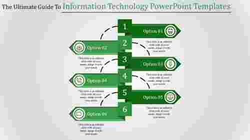 information technology powerpoint templates-The Ultimate Guide To Information Technology Powerpoint Templates-6-Green