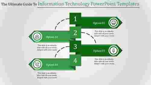 information technology powerpoint templates-The Ultimate Guide To Information Technology Powerpoint Templates-Green