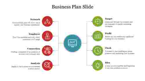 Business%20Plan%20PowerPoint%20Slide%20With%20Circle%20Design