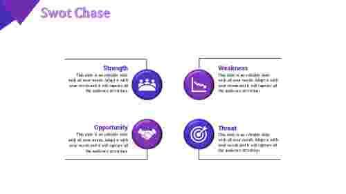 applied SWOT powerpoint slide