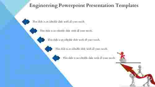 Engineering PowerPoint Presentation Template - Target