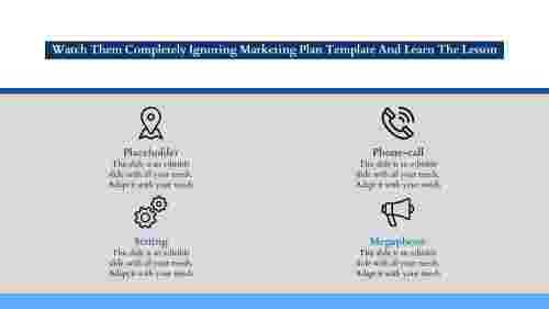MarketingplantemplateSlide
