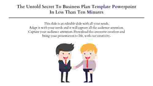 business plan template powerpoint