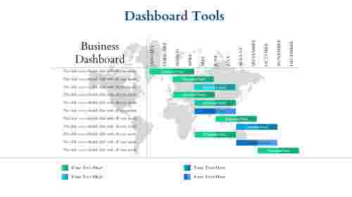 business powerpoint presentation-Dashboard Tools
