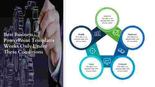 Portfolio Best Business Powerpoint Templates