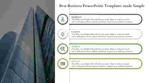 Simple & best business powerpoint templates