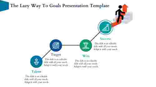 Our goals Presentation Template For Business