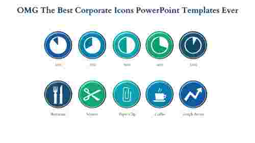 corporate powerpoint templates-OMG The Best CORPORATE POWERPOINT TEMPLATES Ever-Blue-10-Style-6
