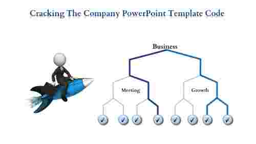 company powerpoint template for business