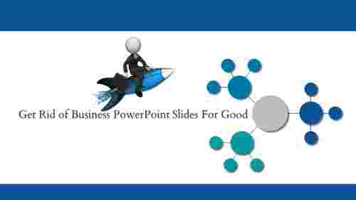Business Powerpoint Slides - Title Design