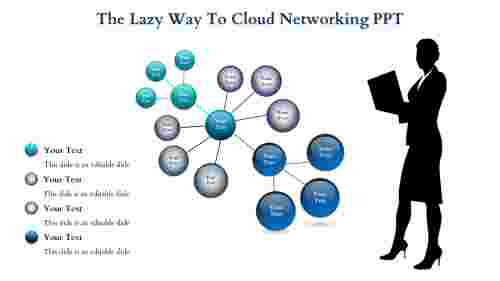 Cluster Cloud Networking PPT