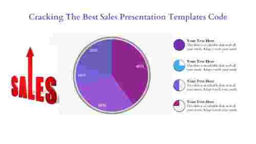 Best Sales Presentation Pie Chart Templates