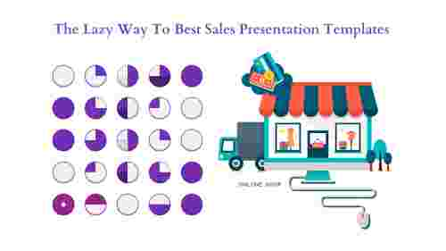 Best Sales Presentation Templates - Pie Chart