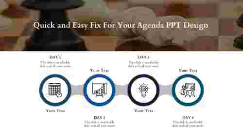 agendaPPTdesign