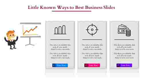 Best Business Slides - plan