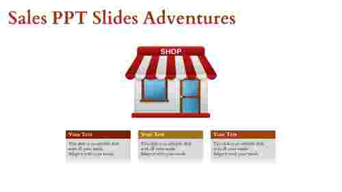 sales ppt slides-SALES PPT SLIDES Adventures